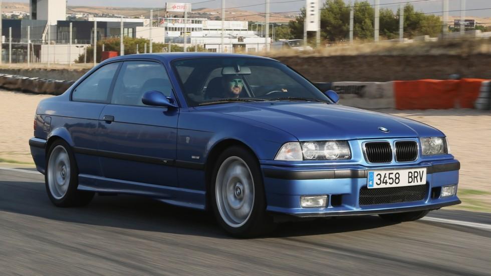 BMW M3 Coupe 3.2 Worldwide (E36) '09.1995–12.1998