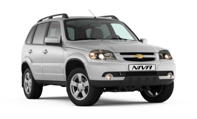 На Chevrolet Niva объявлена январская скидка