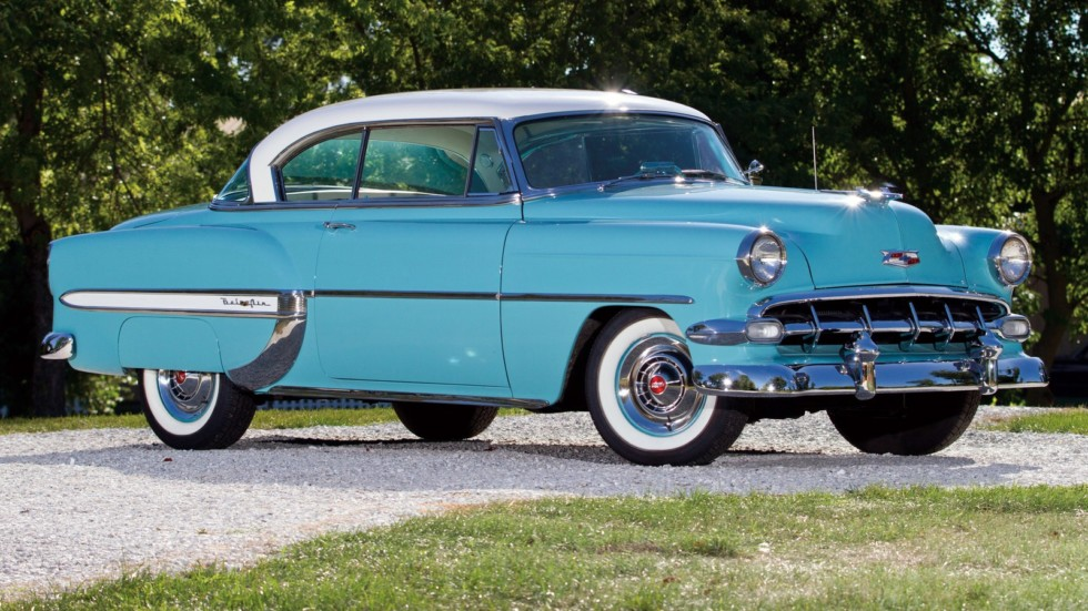 Chevrolet Bel Air Coupe '1953–54