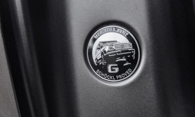 Сильнее времени: размещен новый промо-ролик Mercedes G-Class