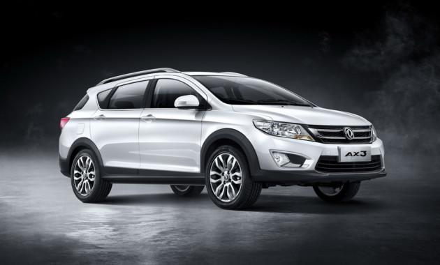 Dongfeng в наступающем году привезёт в РФ 4 обновленные модели