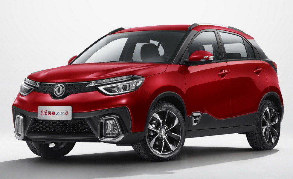 В 2018-ом году в РФ привезут 4 новых модели Dongfeng