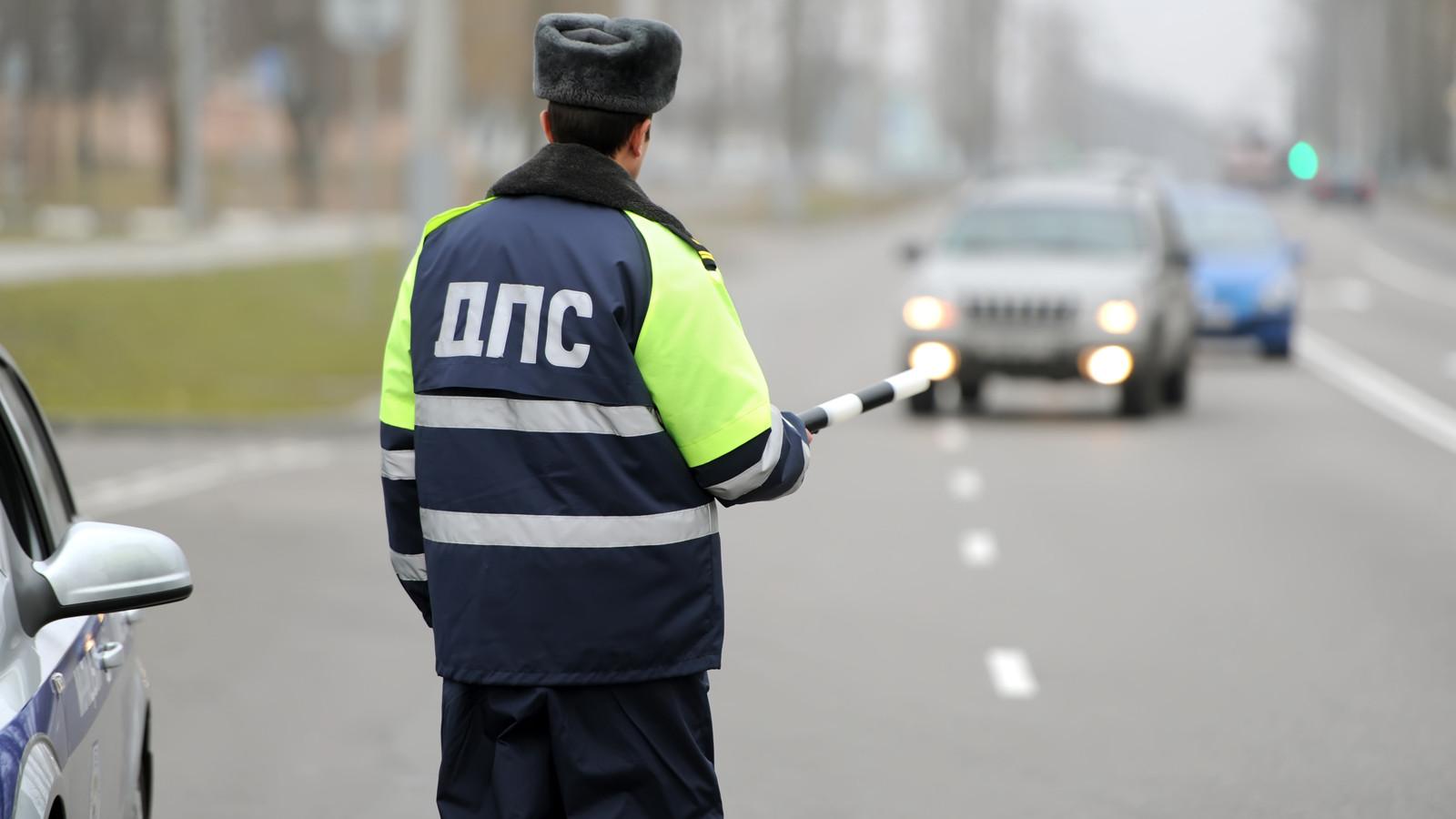 Инспекторов ГИБДД ограничат вправе подвергать наказанию водителей