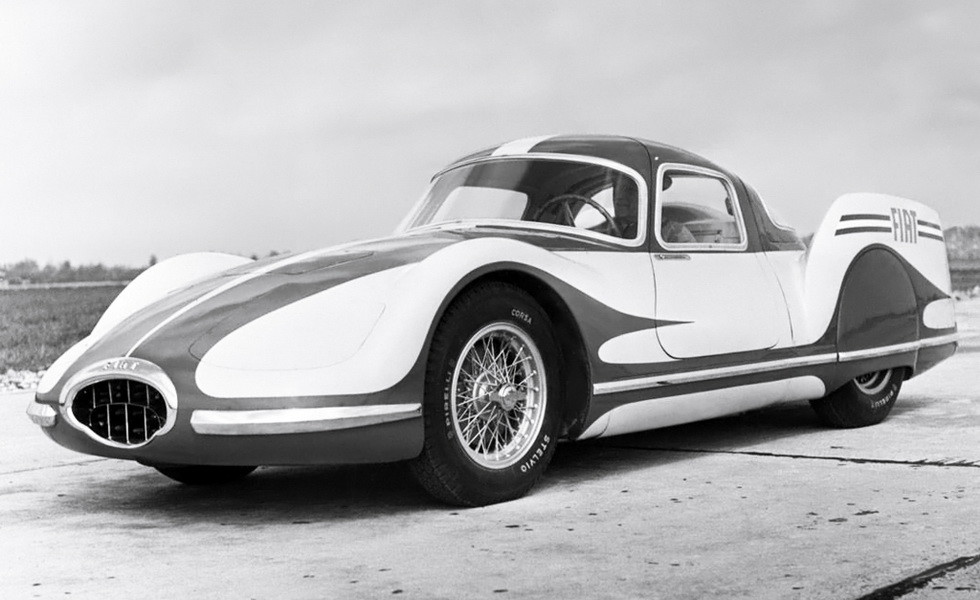 Концепт Fiat Turbina 1954