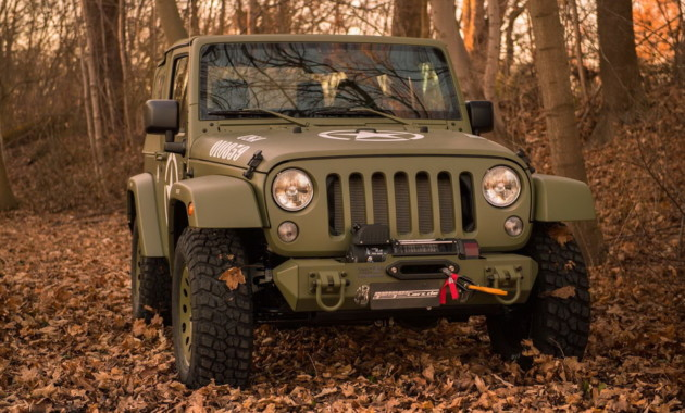 Озвучена стоимость нового джипа Jeep Wrangler
