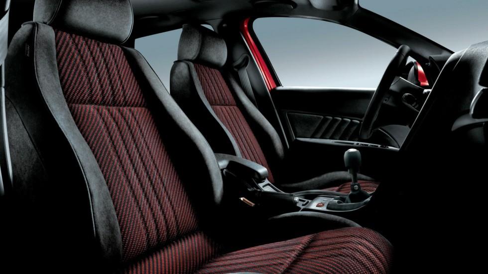 Интерьер Alfa Romeo 159 Worldwide (939A) '2008–11х