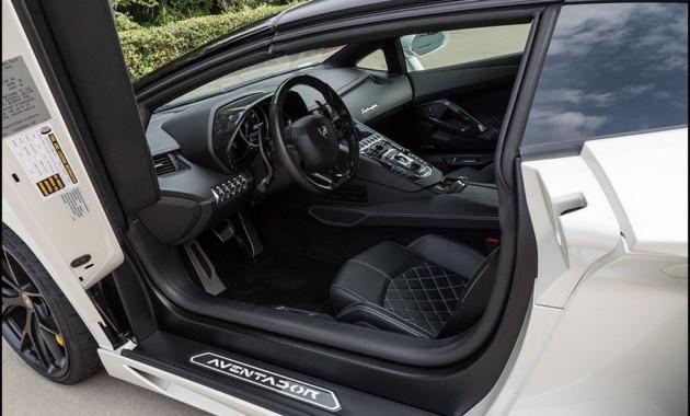 Суперкар Lamborghini Aventador «разозлили» до1 500 лошадей