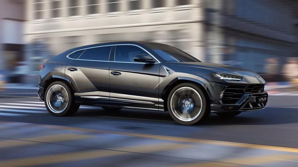 Lamborghini уже планирует гибридную версию Urus сагрегатом отPanamera