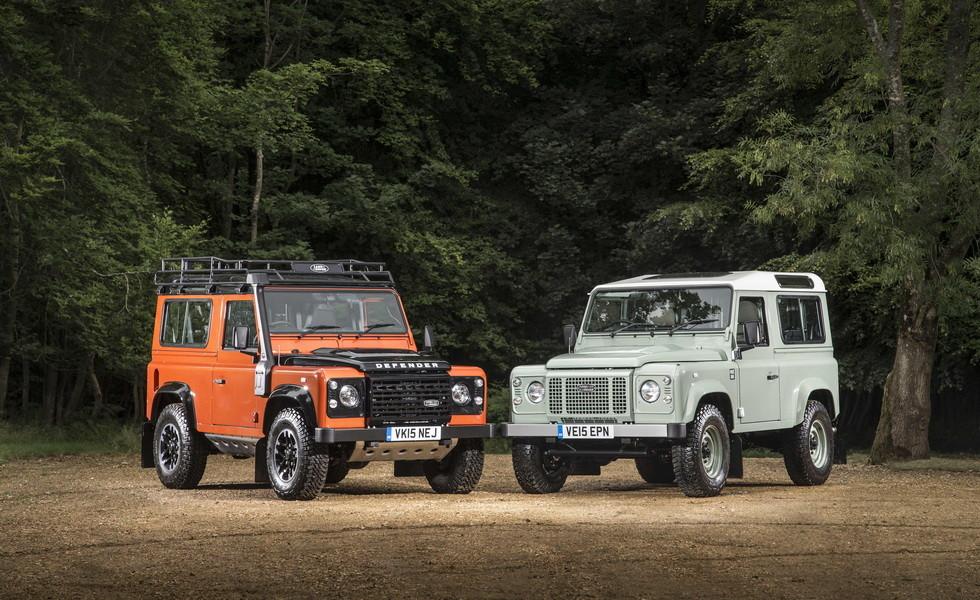 Дизайн нового Land Rover Defender будет «менее грубым»