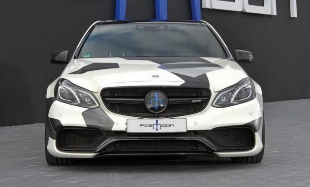 Posaidon выпустил две производительные модификации Mercedes-AMG E63 S