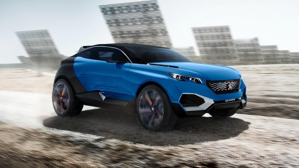 Peugeot Quartz Concept '04.2015