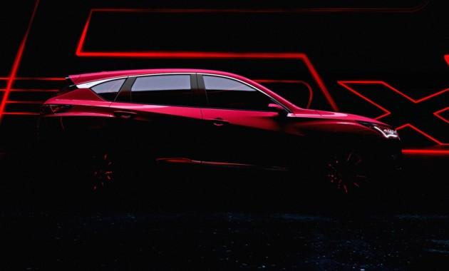 21ДекAcura показала кроссовер RDX нового поколения