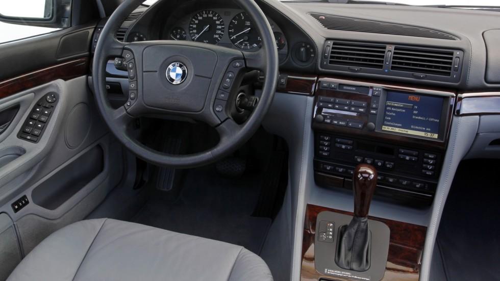 Торпедо BMW 750iL Worldwide (E38) '1998–2001