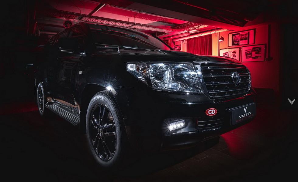 Toyota Land Cruiser от Vilner