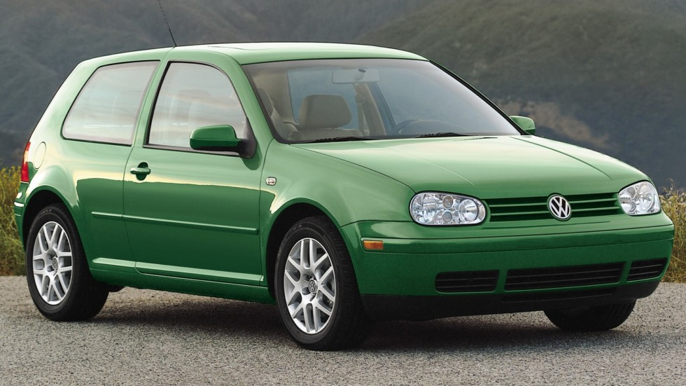 Volkswagen GTI North America (Typ 1J) '2001–03