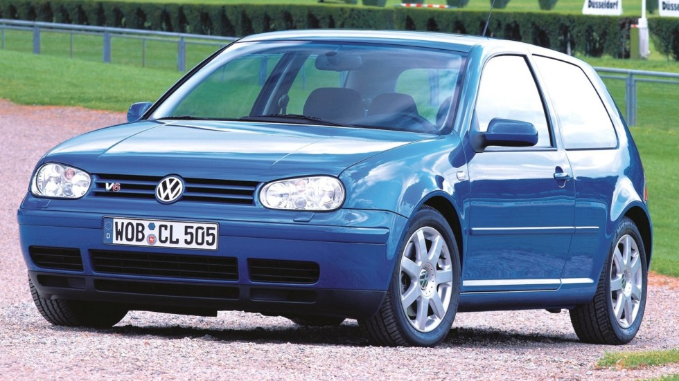 Volkswagen Golf V6 4MOTION 3-door Worldwide (Typ 1J) '1999–2003