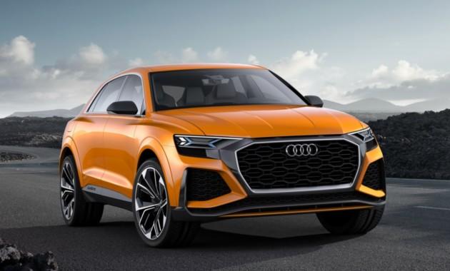 Ауди подтвердил разработку электрифицированных спорткаров с2020 года