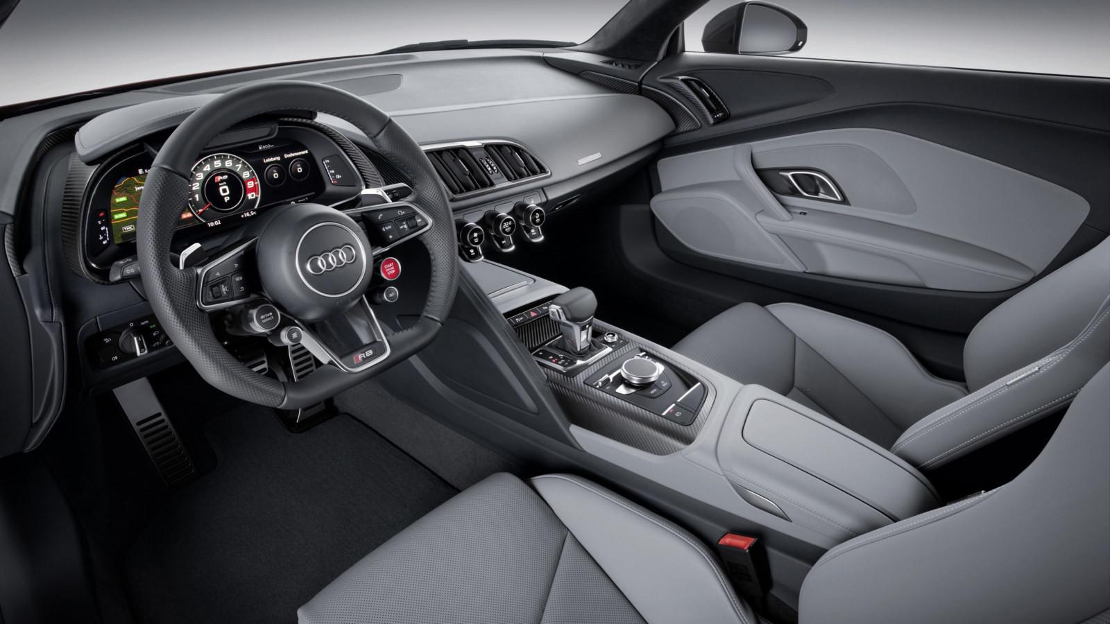 Audi откажется отвыпуска спорткара R8