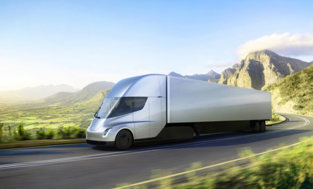 Tesla получила самый крупный предзаказ наэлектрический фургон