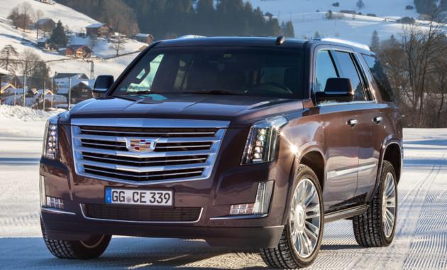 25ДекРоссийские цены на автомобили Cadillac вырастут в 2018 году