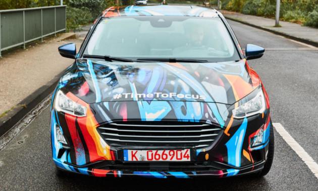 СМИ узнали дату премьеры навсе 100% нового Форд Focus