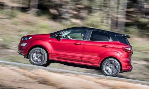 В 2018г Форд презентует ряд новинок для отечественного рынка