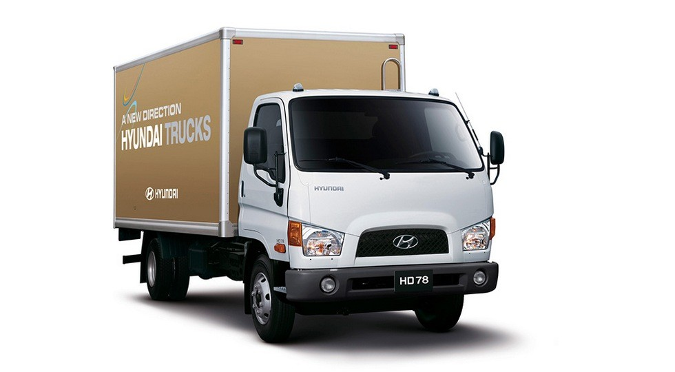 Завод «Автотор» вКалининграде начал экспортировать фургоны Хюндай