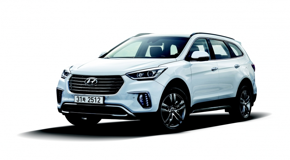 На фото: Hyundai Maxcruz
