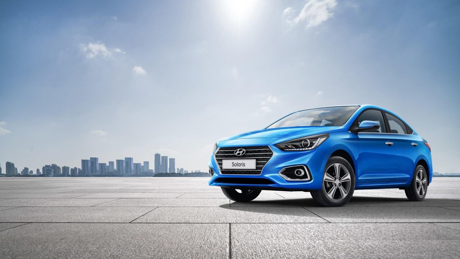 Кроссовер Hyundai Creta вноябре остался бестселлером бренда вРФ