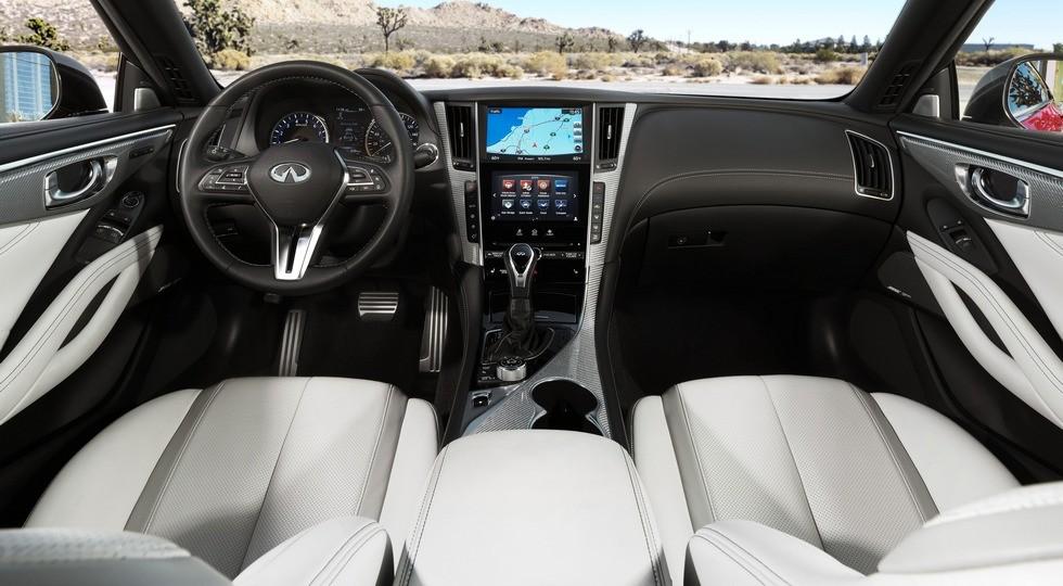 Инфинити начинает продажи в Российской Федерации купе Q60 2018 модельного года