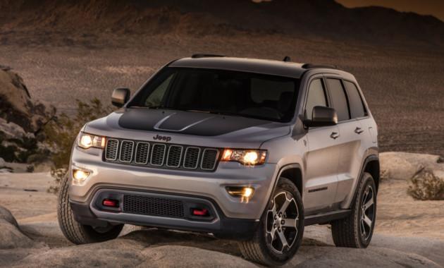 Битва 717-сильных машин: Jeep Grand Cherokee против Dodge Challenger