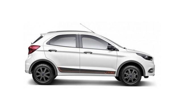 Форд выпустит в предстоящем году обновленную модель