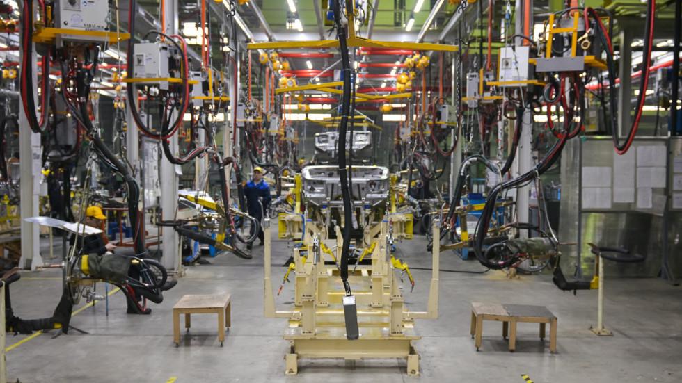 На УАЗе разрабатывают новые бензиновые моторы