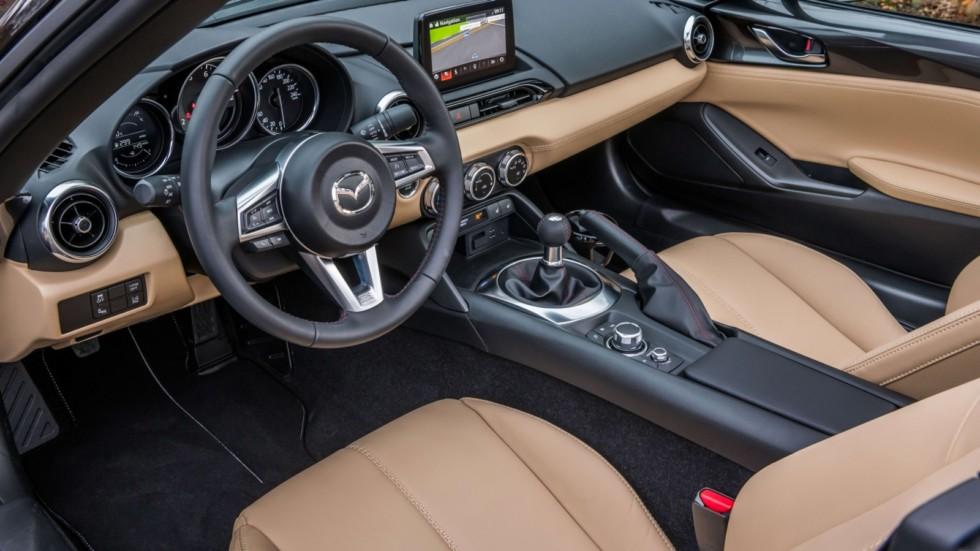 Родстер Mazda MX-5 получил «зпортивную» версию