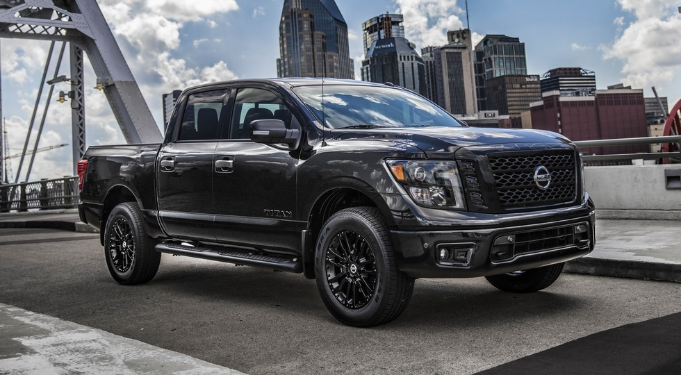 Nissan adds new TITAN and Frontier Midnight Edition models