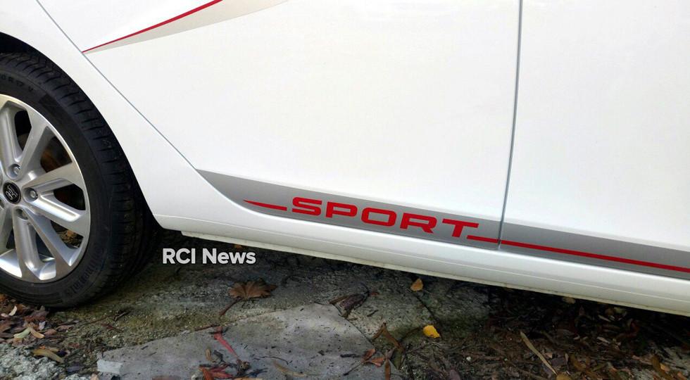 Прототип спортивной Лада Vesta «засветился» на трассах