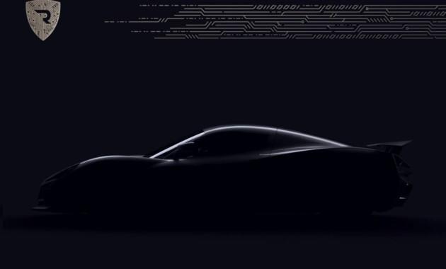 На автомобильном салоне вЖеневе дебютирует новый гиперкар Rimac