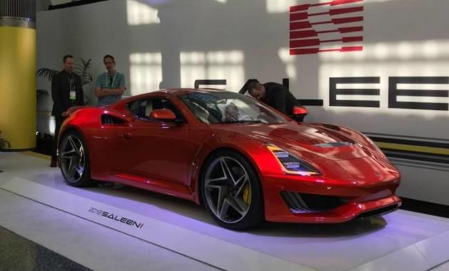 Среднемоторное купе Saleen S1 оценили в $100,000