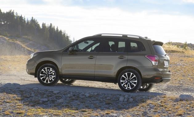 05ДекИзвестны сроки премьеры Subaru Forester нового поколения