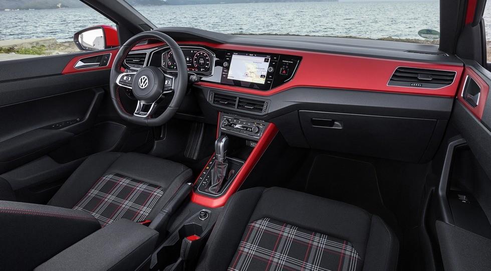 Фольксваген запустил продажи нового Polo GTI
