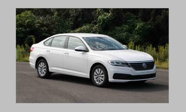 Новый седан Volkswagen Lavida рассекретили допремьеры