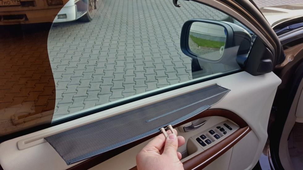 Кинотеатр на бездорожье: тюнинг Volvo XC70