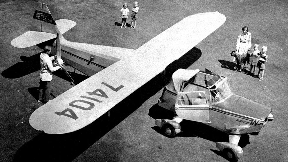 Continental Inc FA-2 Airphibian