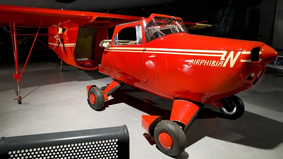 Continental Inc FA-3 Airphibian [Fulton Airphibian FA-3-101], NASM
