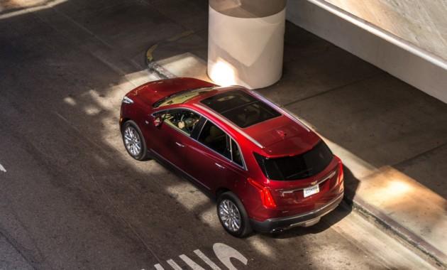 Cadillac скоро представит новый кроссовер