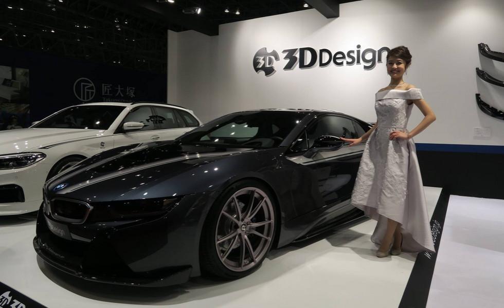BMW i8 от 3D Design