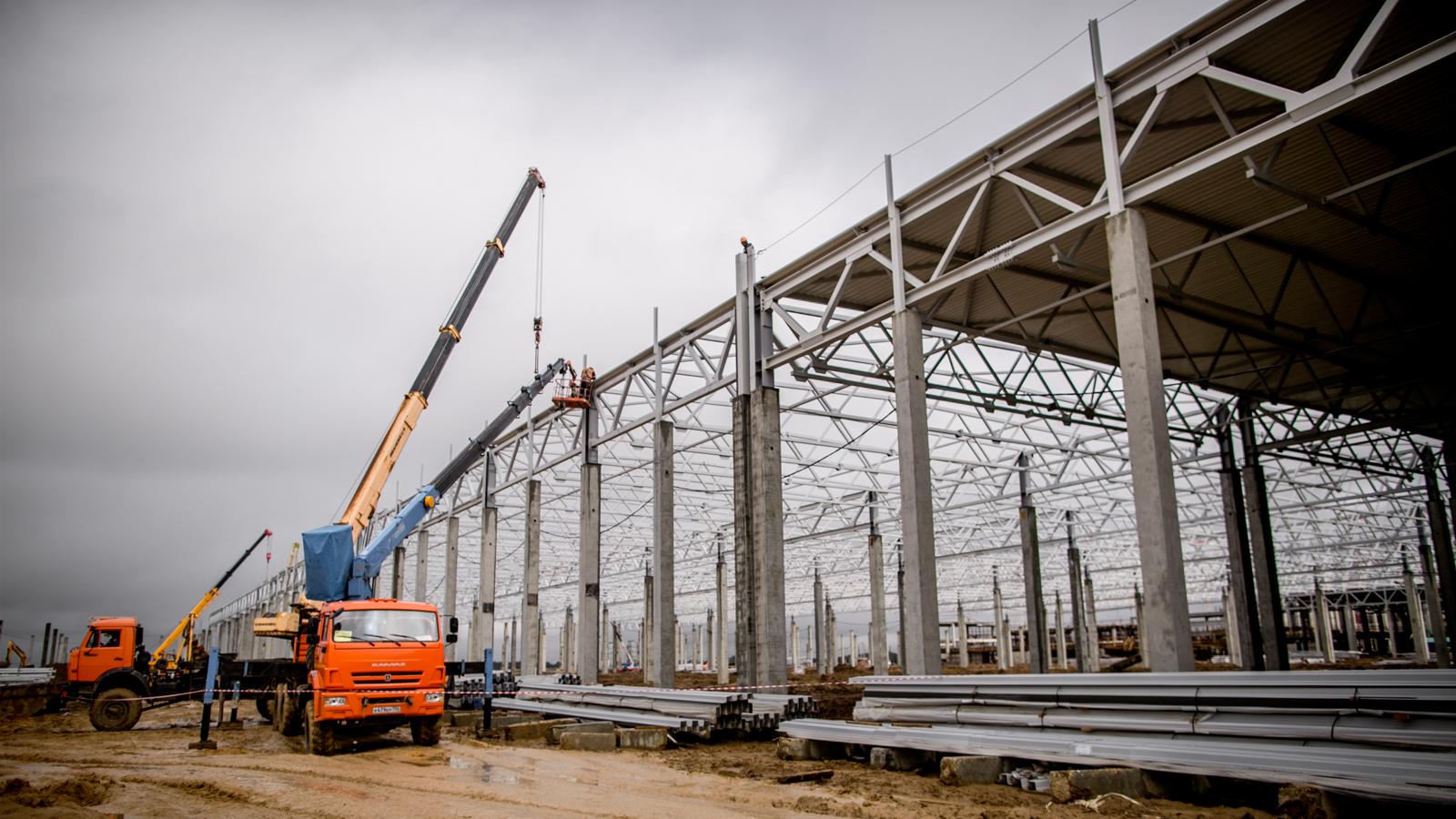 Kia строит в Китае третий завод изоражения