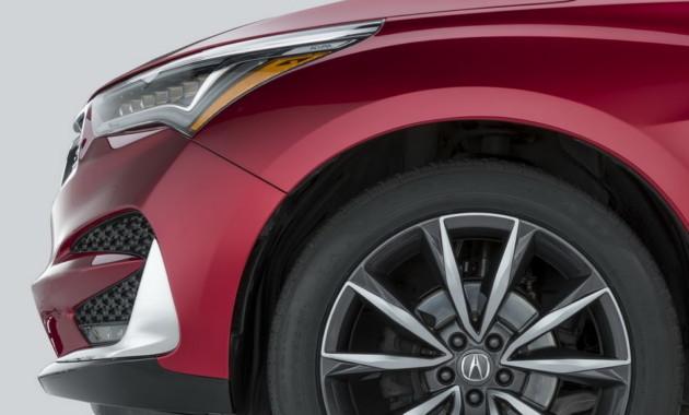 Acura RDX 2019 рассекретили на слитых в Сеть