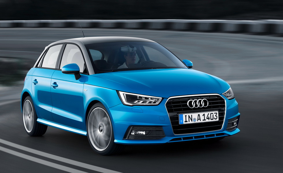 Audi A1 Sportback 2017