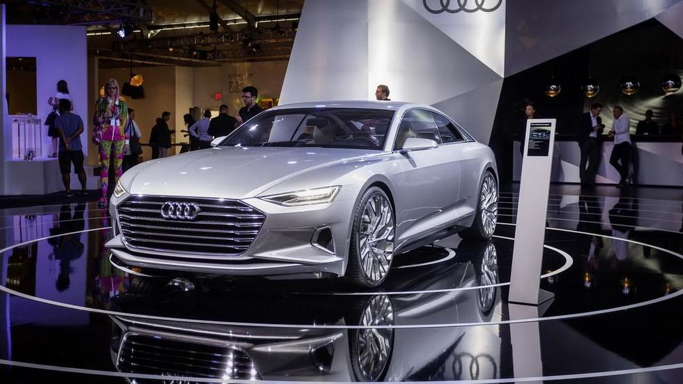Концепт Audi Prologue 2014 года